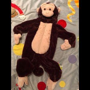 Kids monkey costume